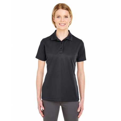 UltraClub 8210L Ladies' Cool & Dry Mesh Pique Polo