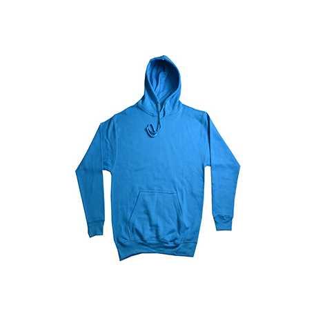Tie-Dye CD8555 Adult Neon Tie-Dyed Pullover Hoodie