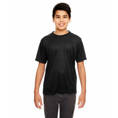 UltraClub 8620Y Youth Cool & Dry Basic Performance T-Shirt