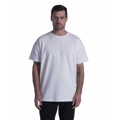 US Blanks US3210 Men's Vintage Fit Heavyweight Cotton T-Shirt