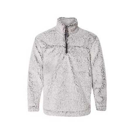 Boxercraft Q10 Unisex Sherpa Fleece Quarter-Zip Pullover