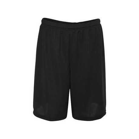 "C2 Sport 5139 Mock Mesh 9"" Shorts"