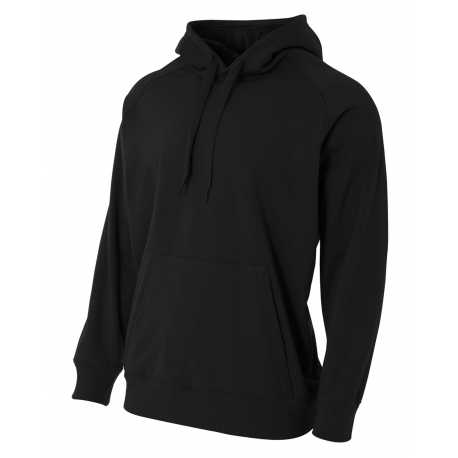 A4 NB4237 Youth Solid Tech Fleece Hoodie