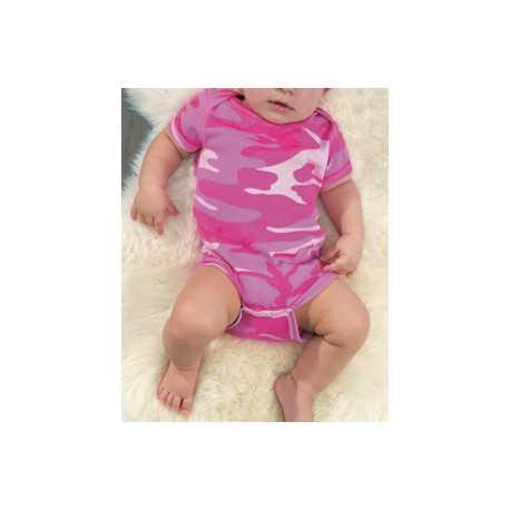Code Five 4403 Infant Camouflage Bodysuit