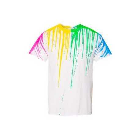 Dyenomite 200CD Color Drip T-Shirt