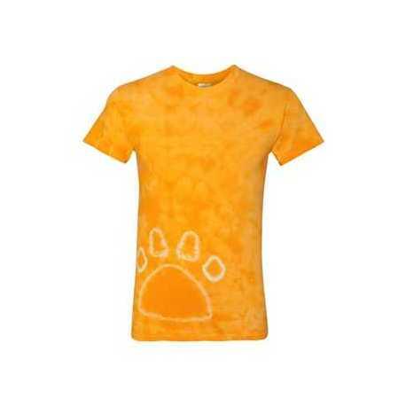 Dyenomite 200PR Pawprint Short Sleeve T-Shirt