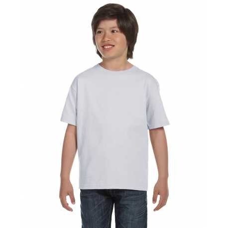 Hanes 5480 Youth 5.2 oz. ComfortSoft Cotton T-Shirt