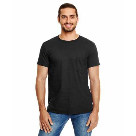 Anvil 983 Adult Lightweight Pocket Tee