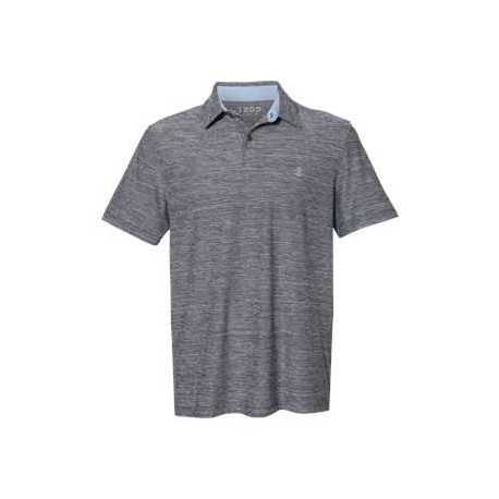 IZOD 13GG002 Space-Dyed Sport Shirt