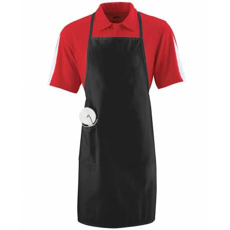 Augusta Sportswear 2070 Unisex Long Apron With Pockets