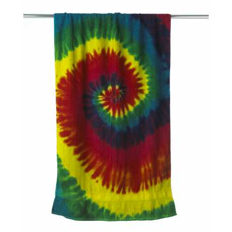 Tie-Dye CD7000 Beach Towel