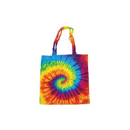 Tie-Dye 9222 Cotton Tote Bag