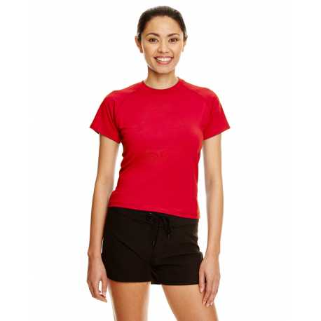 Burnside B5150 Ladies Rash Guard T-Shirt