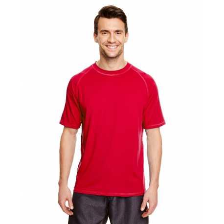Burnside B9150 Mens Rash Guard T-Shirt