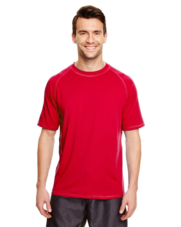 Burnside B9150 Mens Rash Guard T Shirt