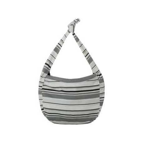 MV Sport 16500 Pro-Weave Striped Slouch Bag