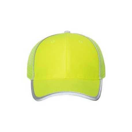 Outdoor Cap SAF300M Safety Mesh-Back Cap