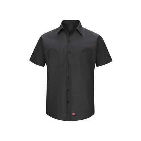 Red Kap SX20L Mimix Short Sleeve Workshirt - Long Sizes