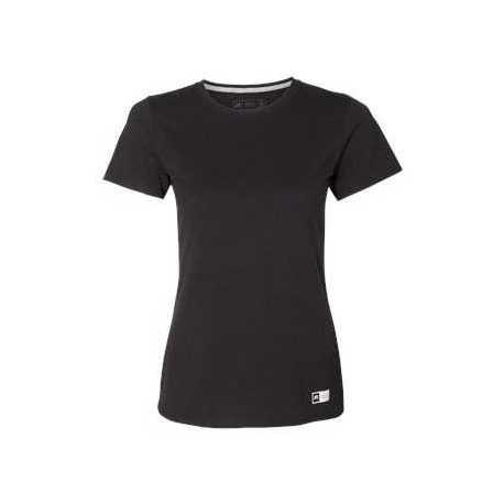 Russell Athletic 64STTX Women's Essential 60/40 Performance Tee