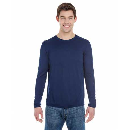 Gildan G474 Adult Performance 4.7 oz. Long-Sleeve Tech T-Shirt