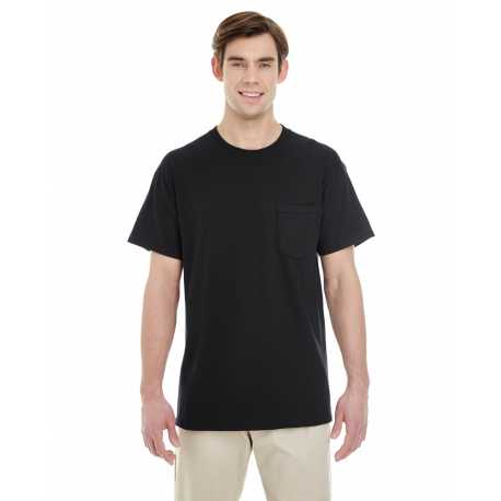Gildan G530 Adult Heavy Cotton 5.3 oz. Pocket T-Shirt