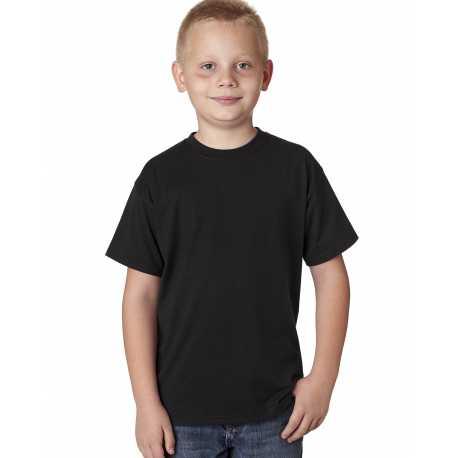 Hanes H420Y Youth 4.5 oz. X-Temp Performance T-Shirt