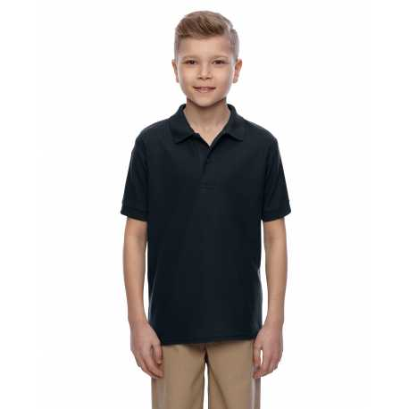 Jerzees 537YR Youth 5.3 oz., Easy-Care Polo