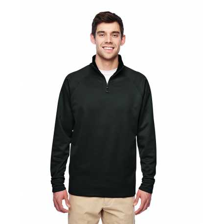 Jerzees PF95MR Adult 6 oz. DRI-POWER SPORT Quarter-Zip Cadet Collar Sweatshirt