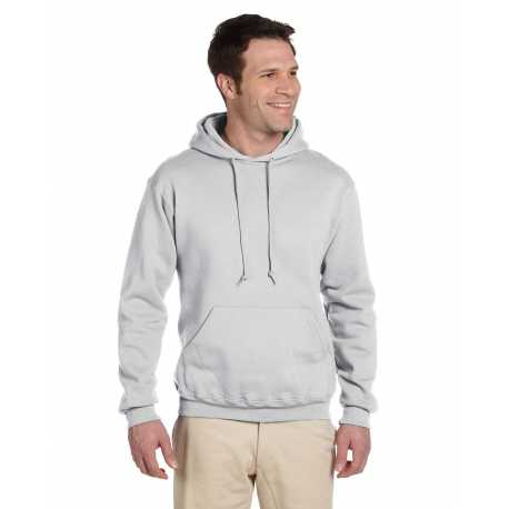 Jerzees 4997 Adult 9.5 oz., Super Sweats NuBlend Fleece Pullover Hood