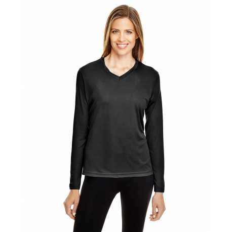 Team 365 TT11WL Ladies' Zone Performance Long Sleeve T-Shirt