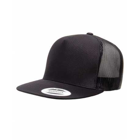 Yupoong 6006 Adult 5 -Panel Classic Trucker Cap