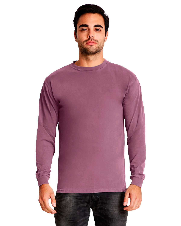 Next Level 7401 Adult Inspired Dye Long Sleeve Crew