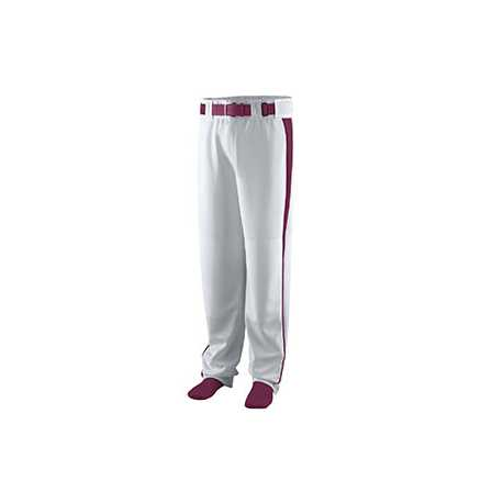 Augusta Sportswear 1466 Youth Polyester Relaxed Fit Baseball Pant
