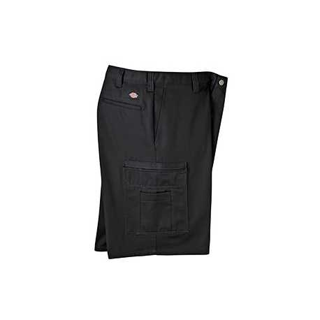"Dickies LR337 8.5 oz., 11"" Industrial Cotton Cargo Short"