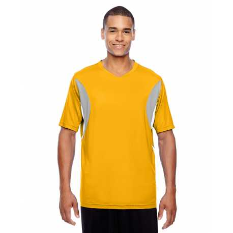 Team 365 TT10 Men's Short-Sleeve Athletic V-Neck Tournament Jersey