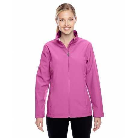 Team 365 TT80W Ladies' Leader Soft Shell Jacket