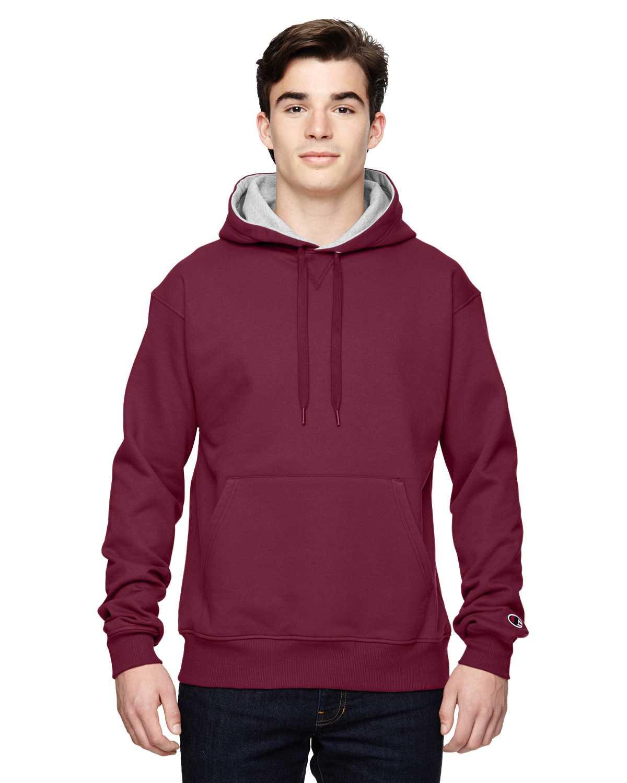 Champion S1781 Cotton Max 9 7 Oz Pullover Hood