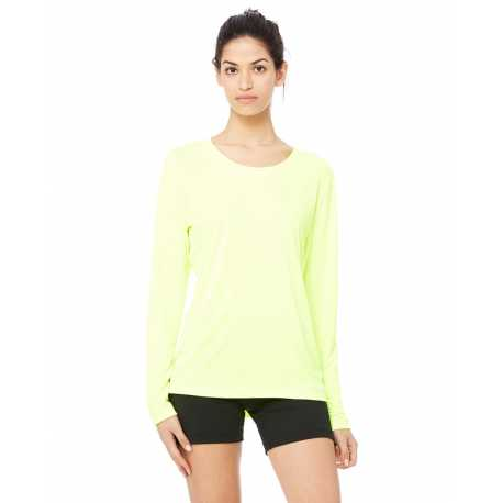 All Sport W3009 Ladies' Performance Long-Sleeve T-Shirt