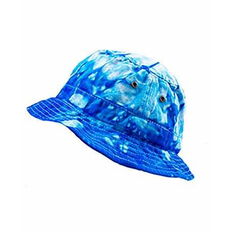 Tie-Dye 9177Y CD YOUTH TIE DYE BUCKET HAT