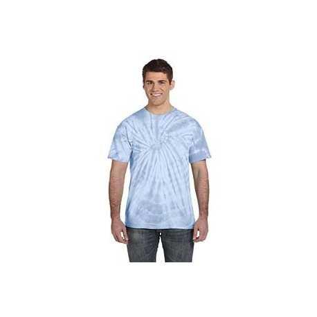Tie-Dye CD101 Adult 5.4 oz., 100% Cotton Spider Tie Dye T-shirt