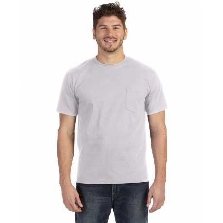 Anvil 783AN Midweight Pocket T-Shirt