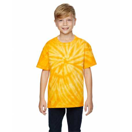Tie-Dye 365BCY for Team 365 Youth Team Tonal Cyclone Tie-Dyed T-Shirt