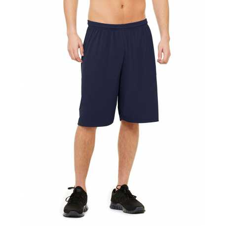"All Sport M6707 for Team 365 Unisex Mesh 9"" Short"