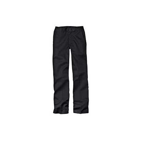 Dickies 56362 7.75 oz. Boy's Flat Front Pant