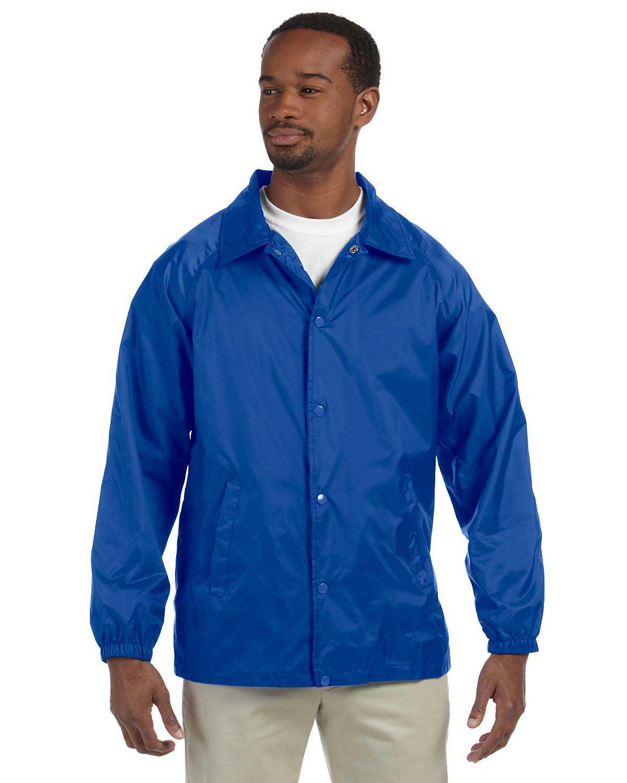 Harriton M775 Adult Nylon Staff Jacket Apparelchoice Com
