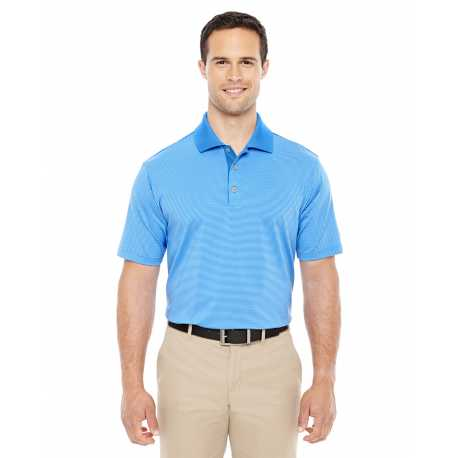 Adidas Golf A119 Men's climalite Classic Stripe Short-Sleeve Polo