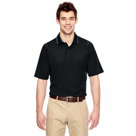 Extreme 85118 Men's Eperformance Propel Interlock Polo with Contrast Tape