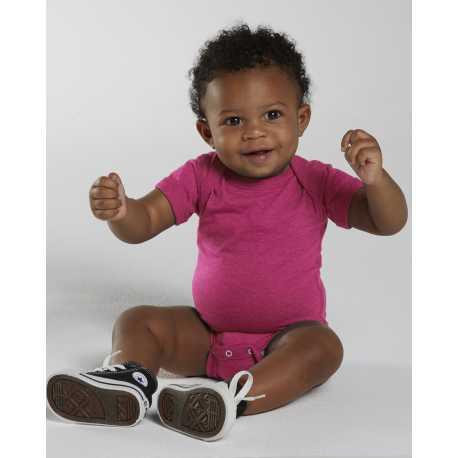 Rabbit Skins 4405 Infant Vintage Fine Jersey Bodysuit