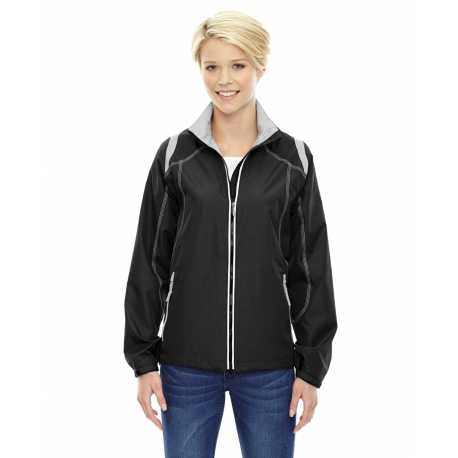 North End 78076 Ladies' Endurance Lightweight Colorblock Jacket