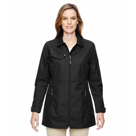 North End 78218 Ladies' Excursion Ambassador Lightweight Jacket with Fold Down Collar